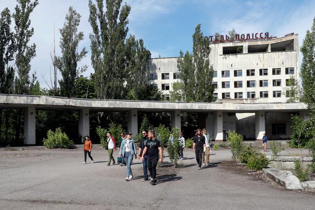 HBO show success drives Chernobyl tourism boom - Reuters