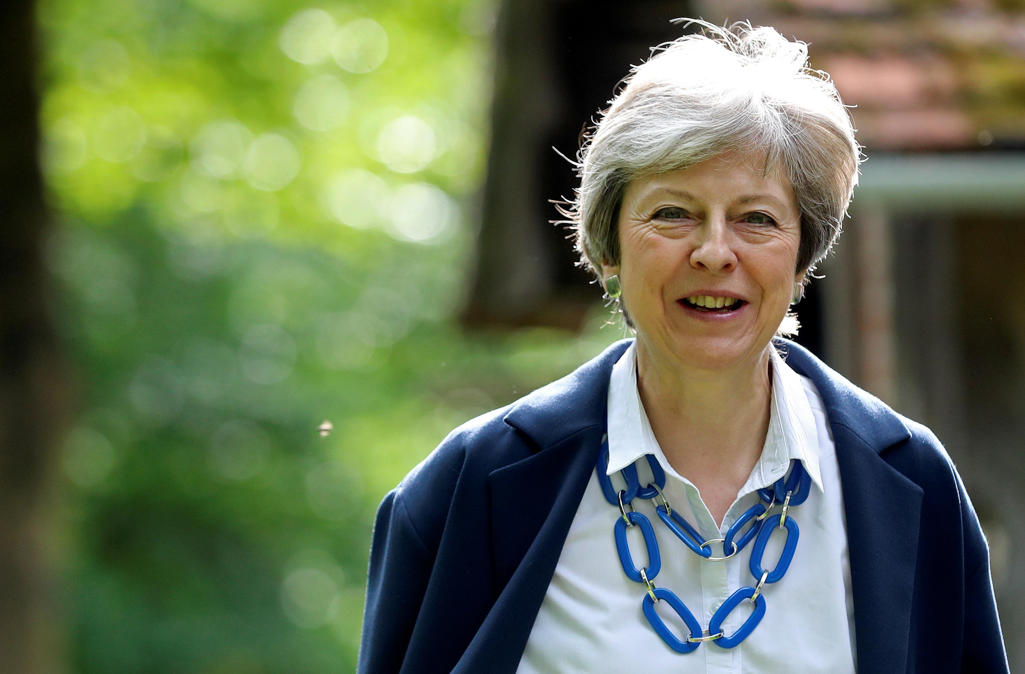 UK Conservative Party agree leadership election rules to reduce numbers