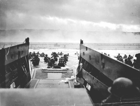 D-Day: The Allied invasion of Normandy