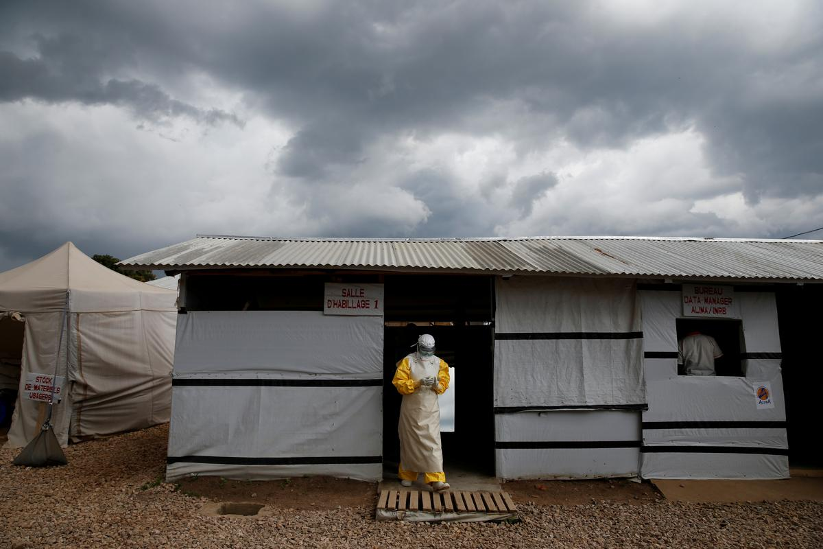 One in four Ebola cases undetected in Congo: WHO
