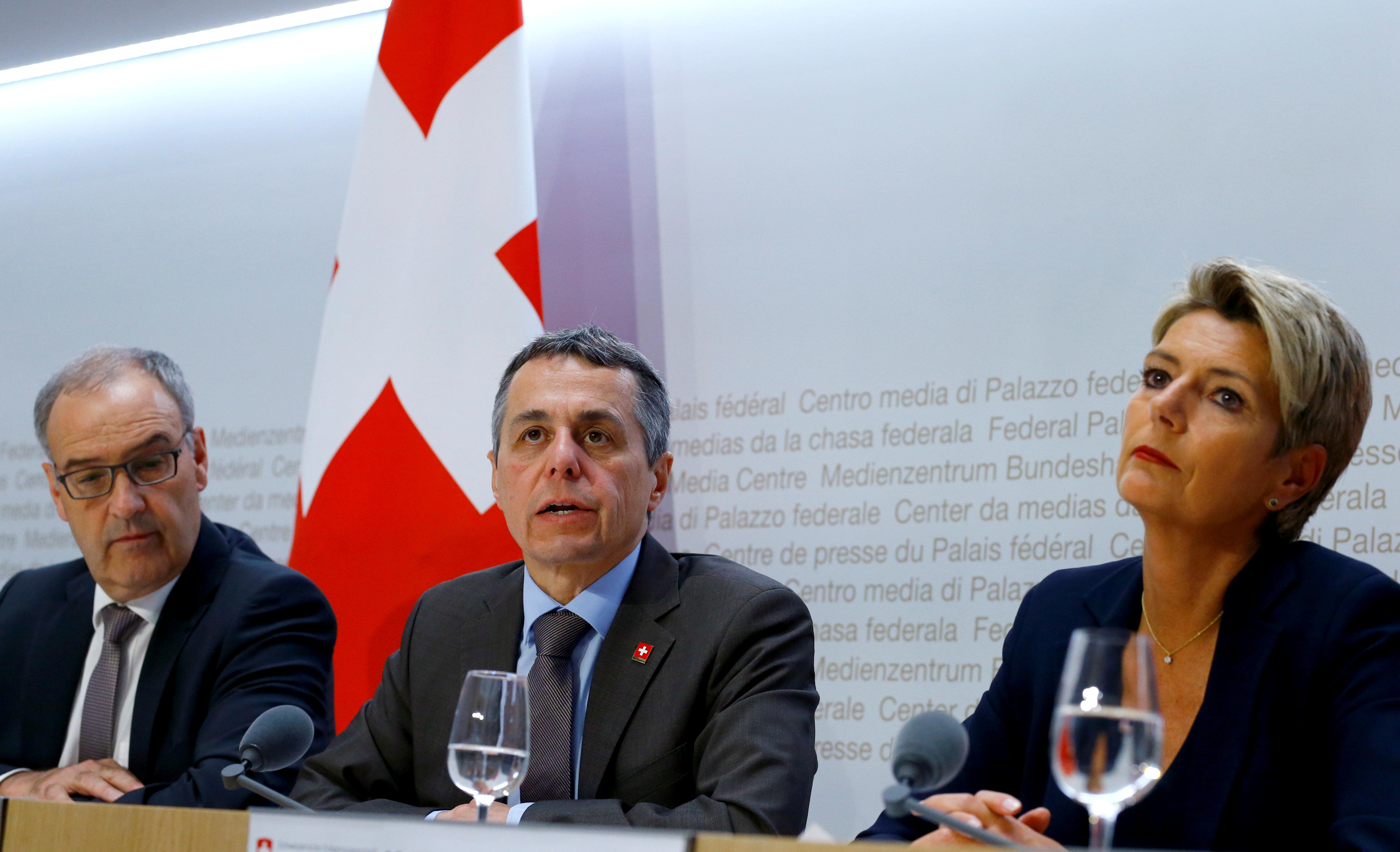 Swiss government demands clarifications from the EU in treaty talks