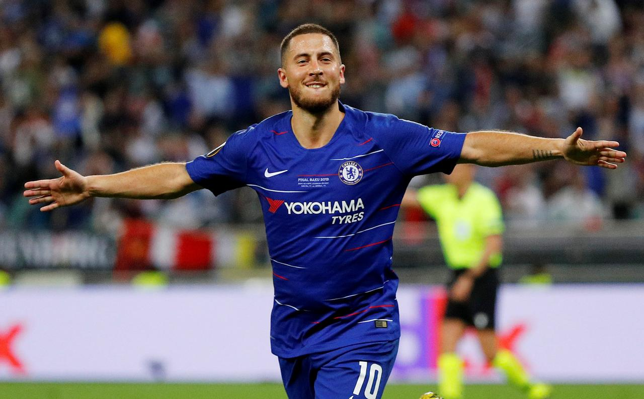 Hazard joins Real Madrid on five-year contract - Reuters