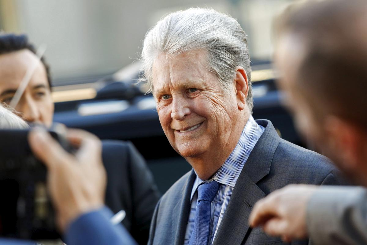 Brian Wilson postpones summer tour, says he feels 'mentally insecure'