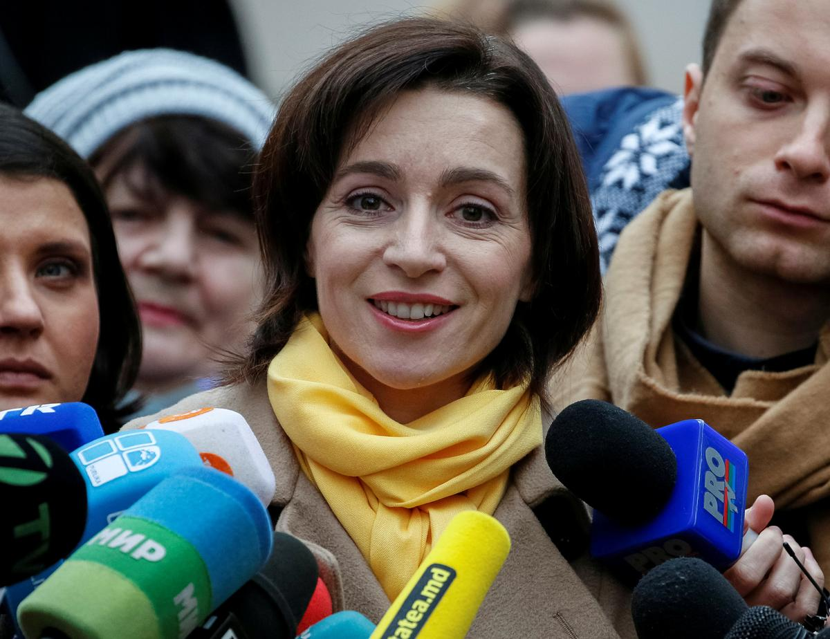 Moldovan parties agree to form government after months of deadlock
