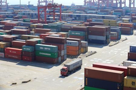 China exports grow despite U.S. tariffs, but import slump most in nearly three years