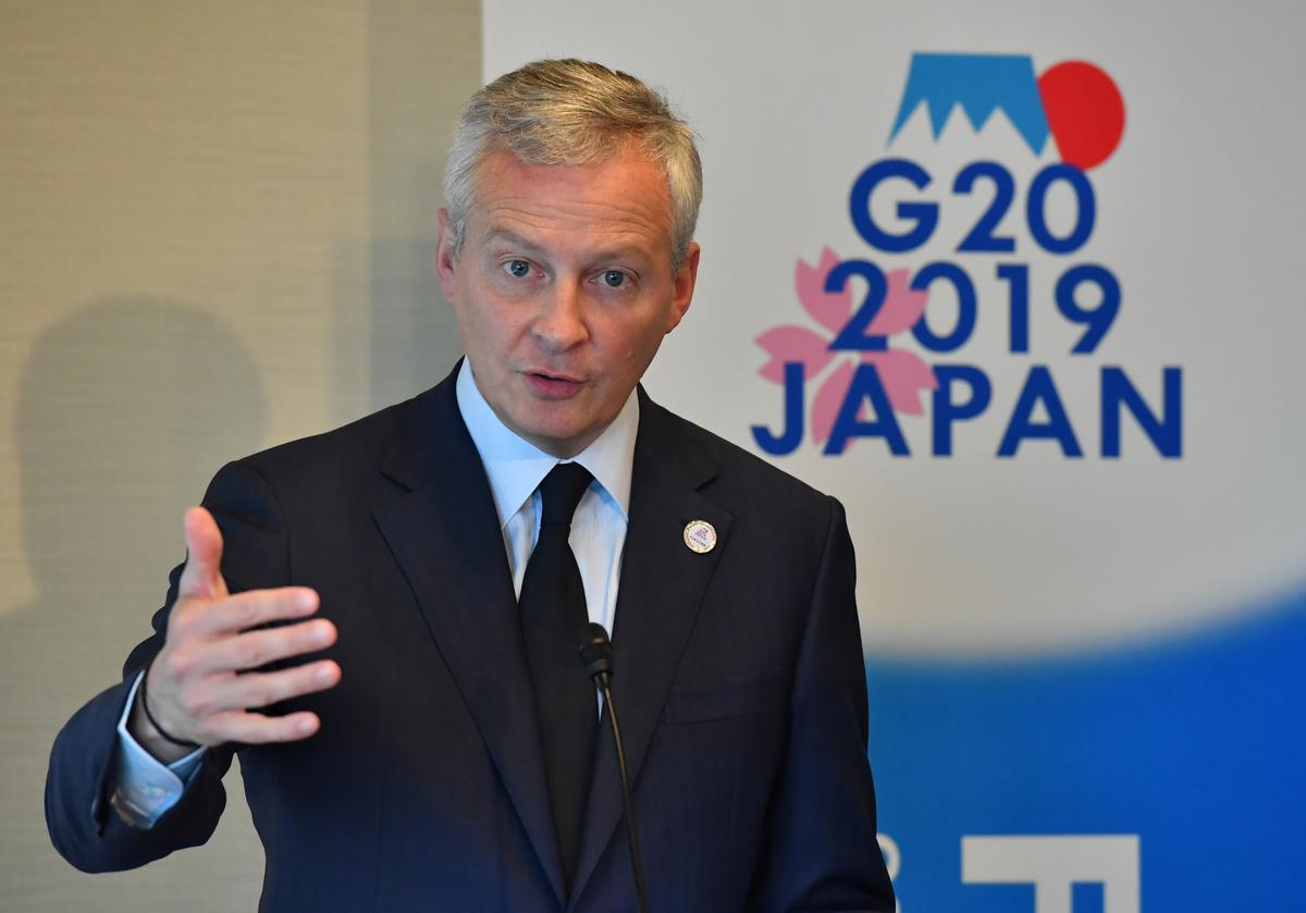 Renault-FCA merger idea remains good opportunity: France's Le Maire