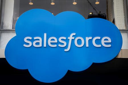 Salesforce to buy big data firm Tableau Software for $15.3 billion