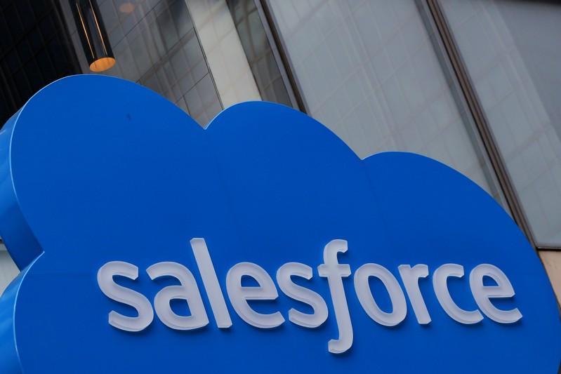 Salesforce.com a annoncé lundi le rachat de Tableau Software, spécialiste du &qu...