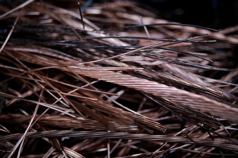 Column - The big copper short is back as macro fears return