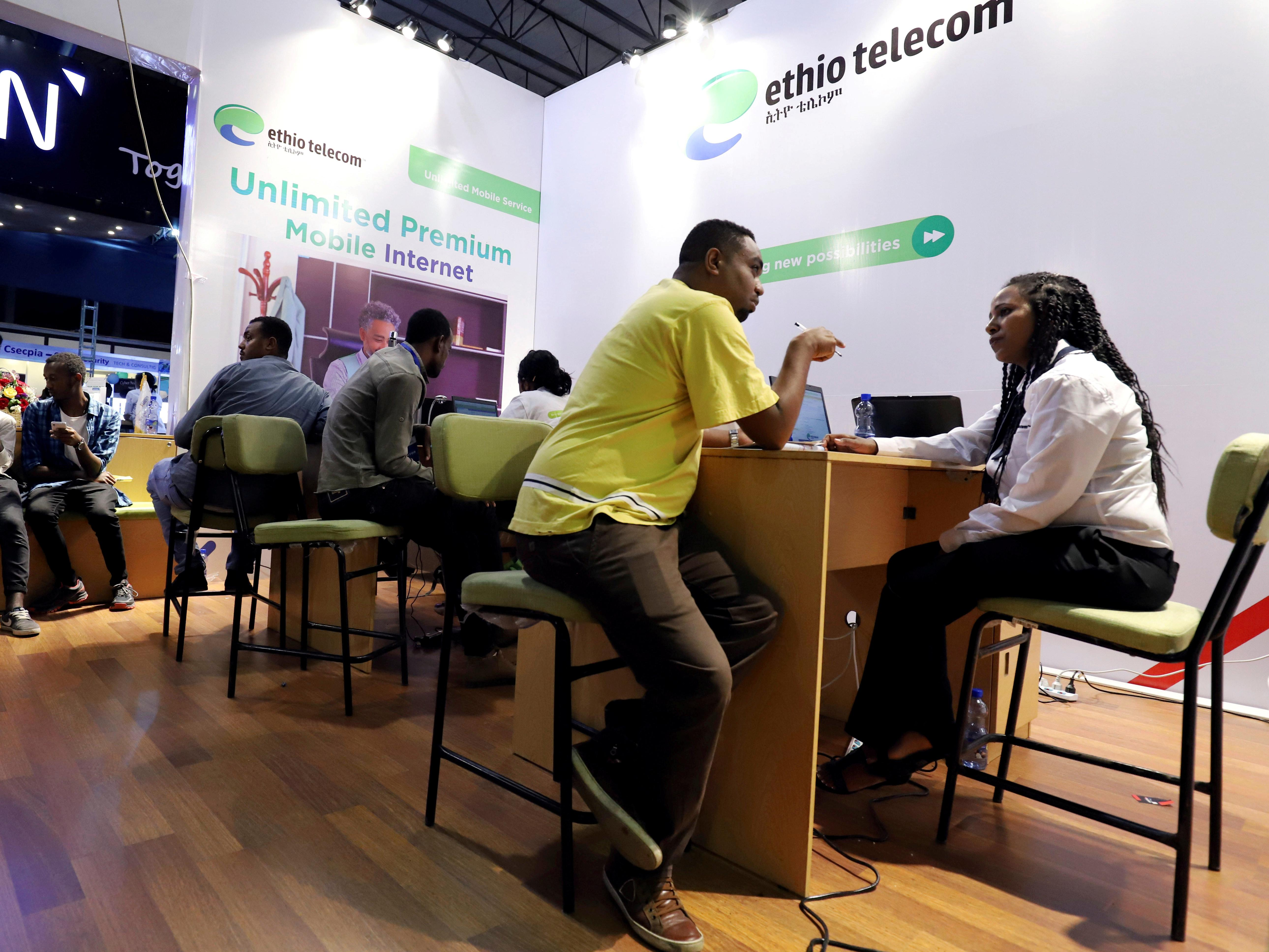 Exclusive: Ethiopia plans to issue telco licenses by year-end - Reuters