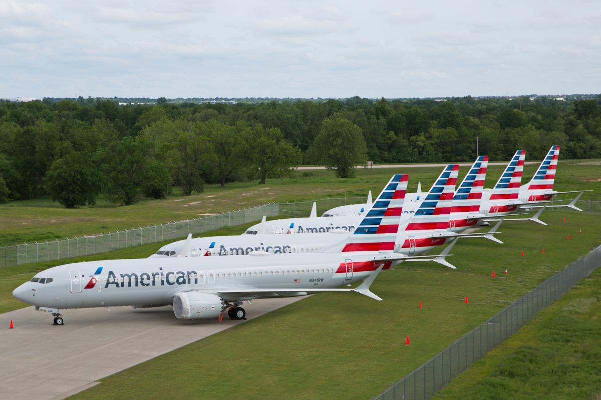 American Airlines CEO says 'highly likely' Boeing 737 MAX will fly by mid-August