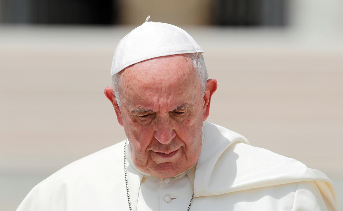 Pope puts first African-American priest, an ex-slave, on path to...
