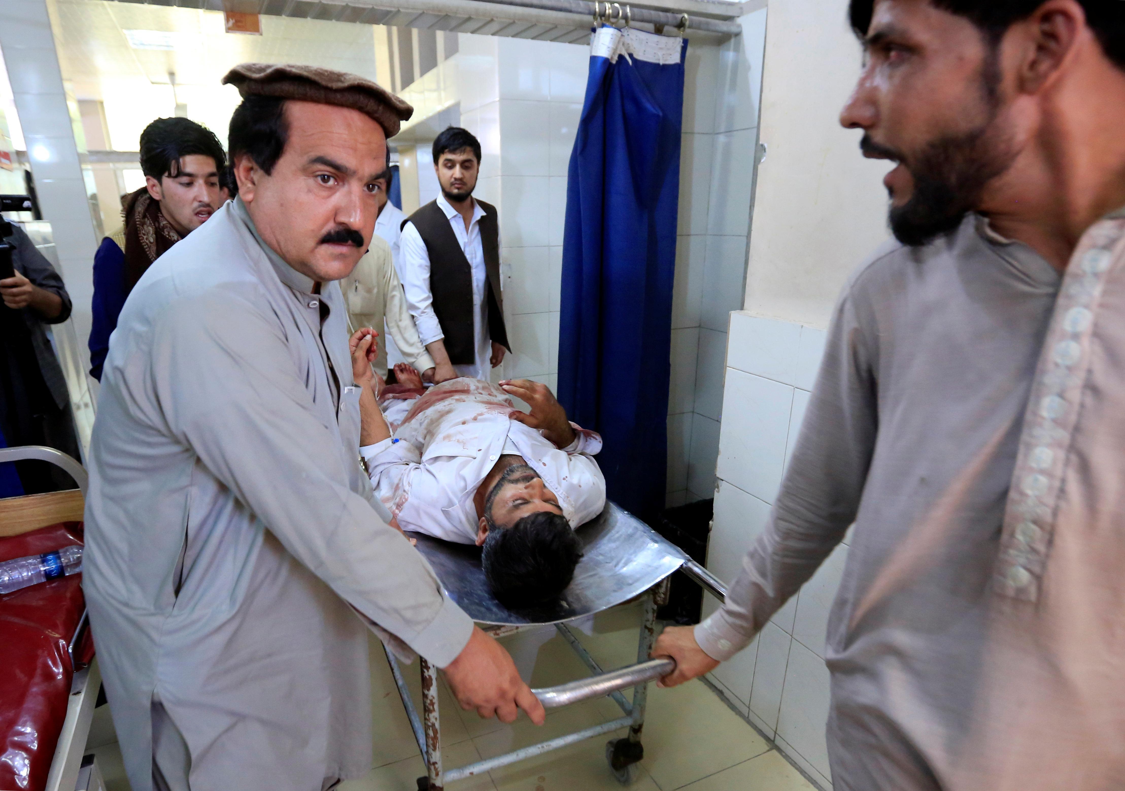 Suicide bomber kills nine in Afghanistan's Jalalabad