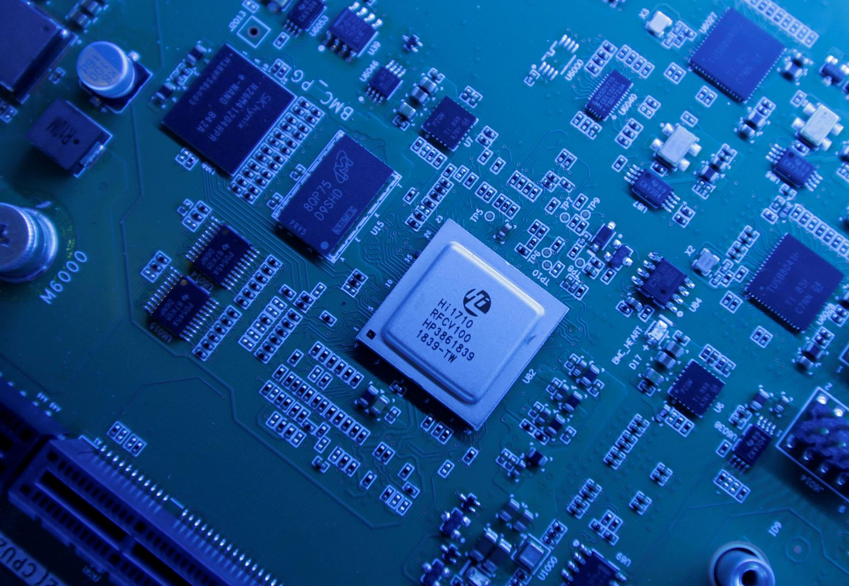 China chip industry insiders voice caution on catch-up efforts - Reuters