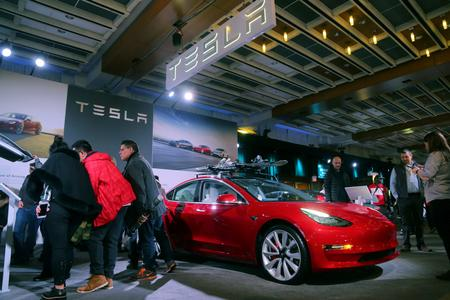 U.S. denies Tesla, GM, Uber 25% Chinese tariff relief
