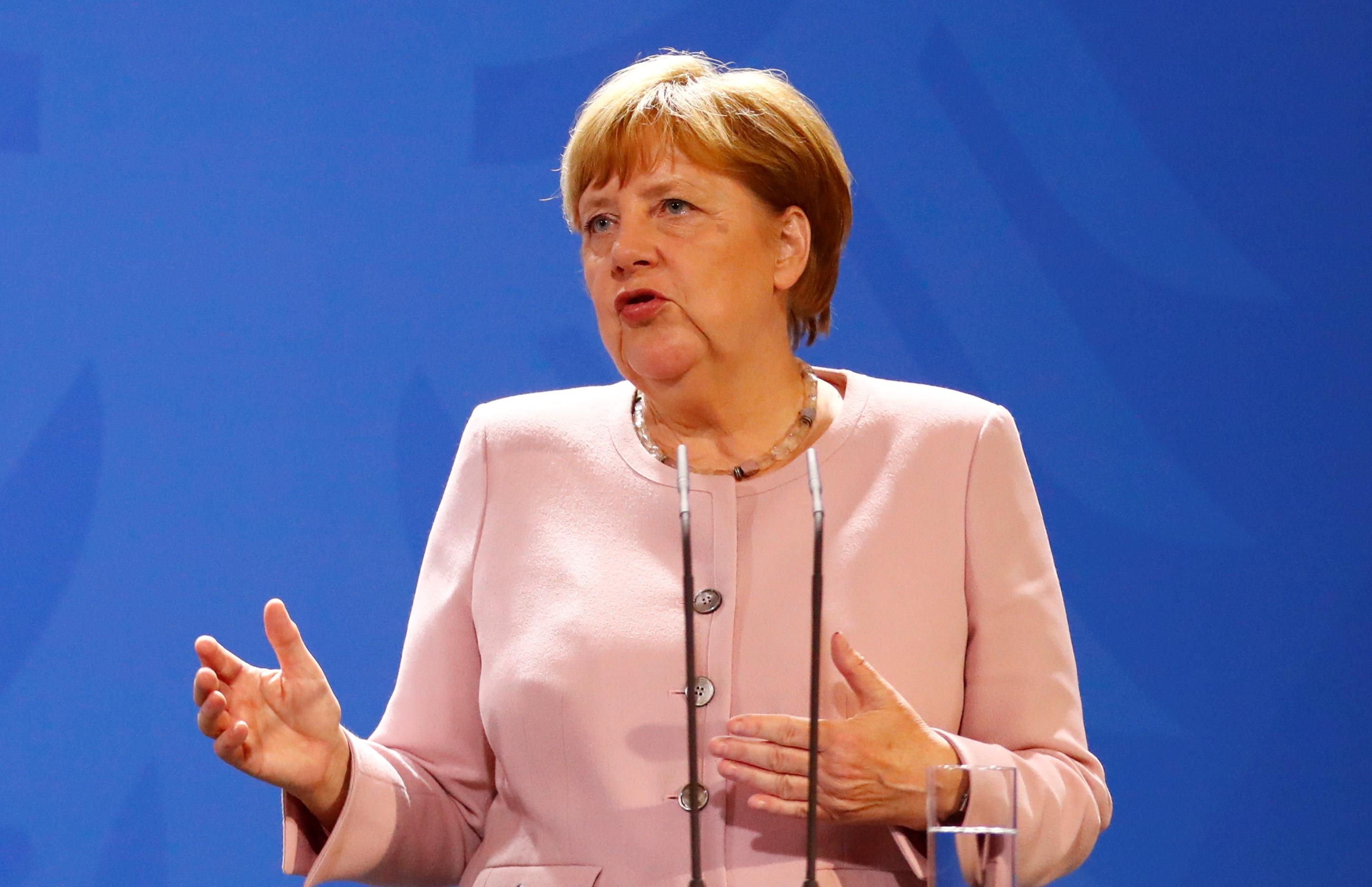 With rents spiraling, Merkel tells landlords: Serve the public