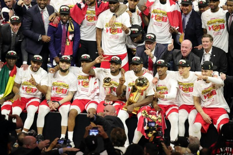 Image result for toronto raptors win nba championship
