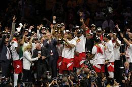 Toronto Raptors win first NBA title