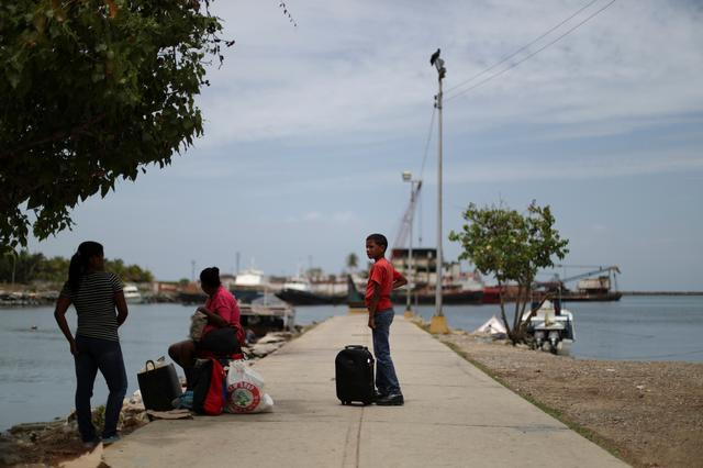 Special Report: They fled Venezuela's crisis by boat - then