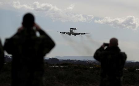 NATO faces big bill if it does not pick AWACS successor soon: officials