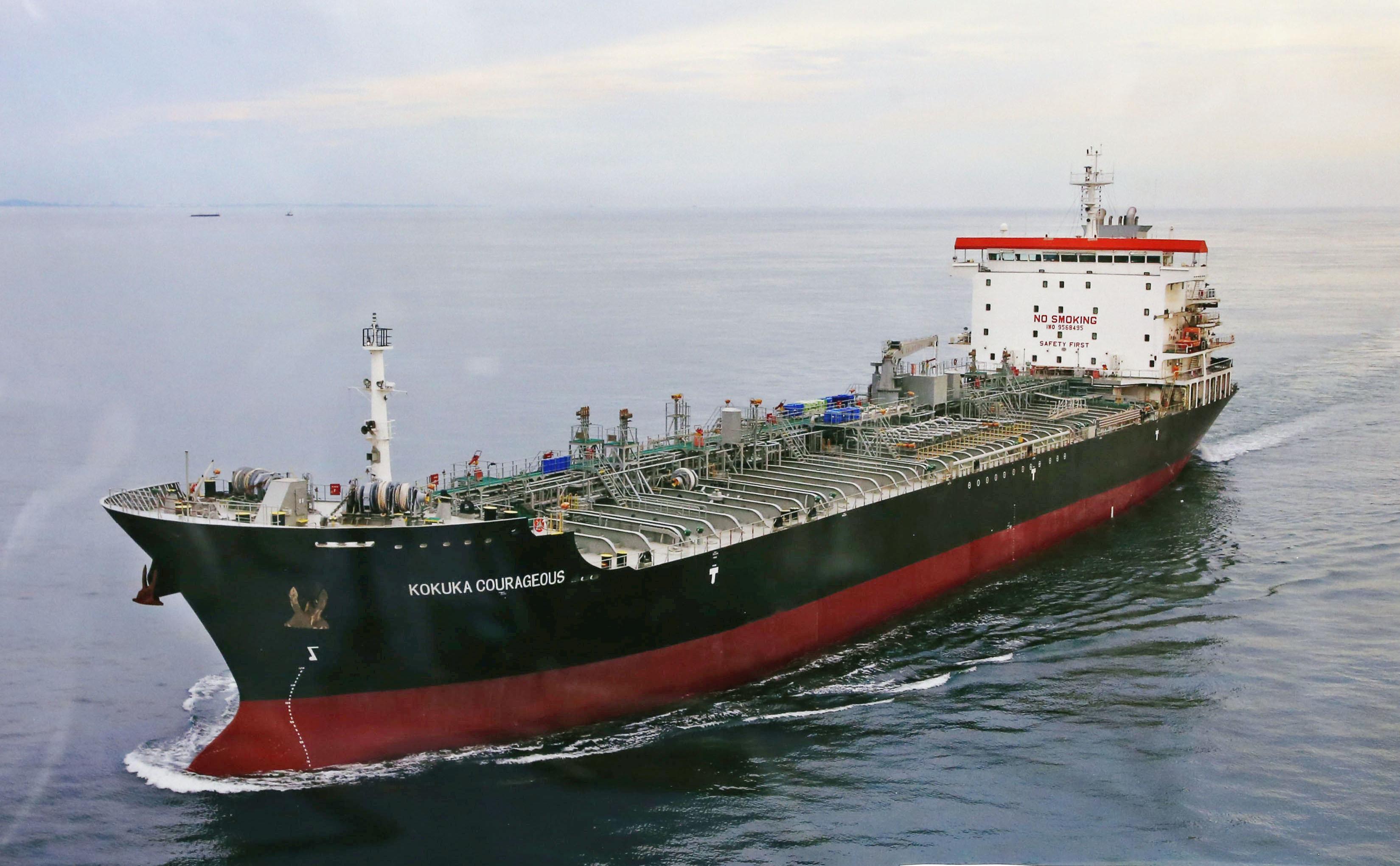 Blast-hit tankers to be assessed off UAE coast