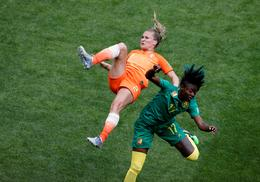 Women's World Cup: Day 9