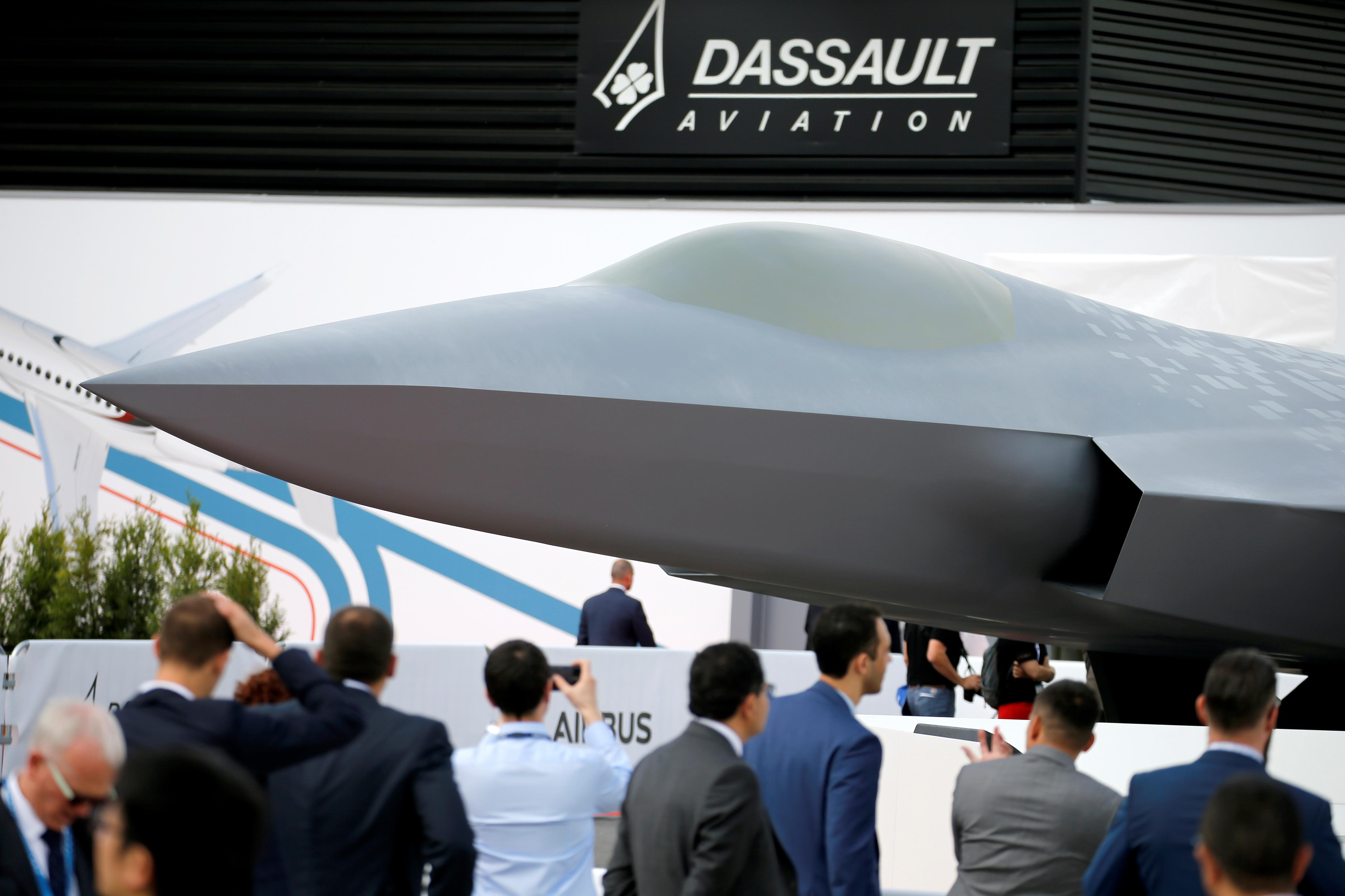 Spain joins France and Germany in race to build Europe's next combat jet