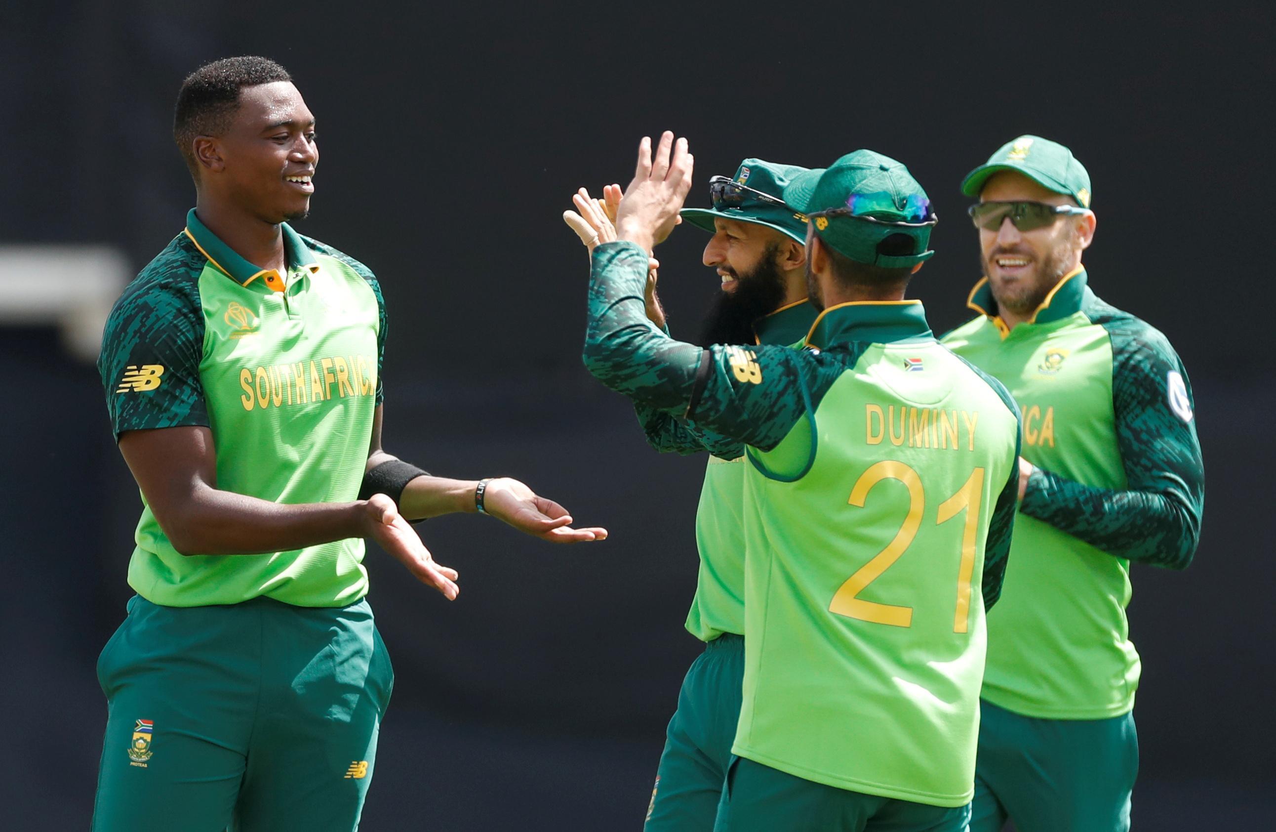 South Africa's Ngidi set to return for New Zealand clash