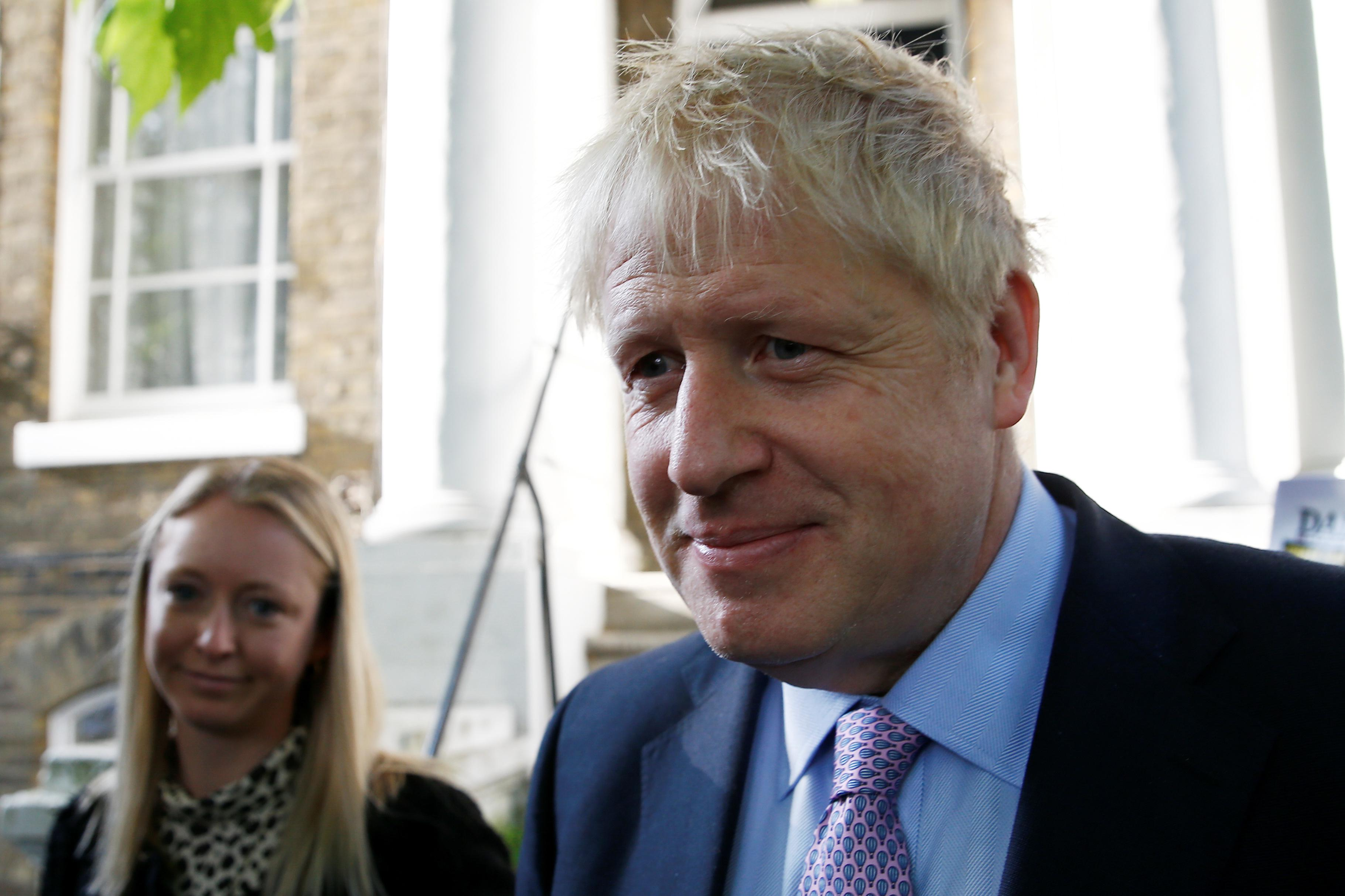 Johnson gets new boost in race to become prime minister