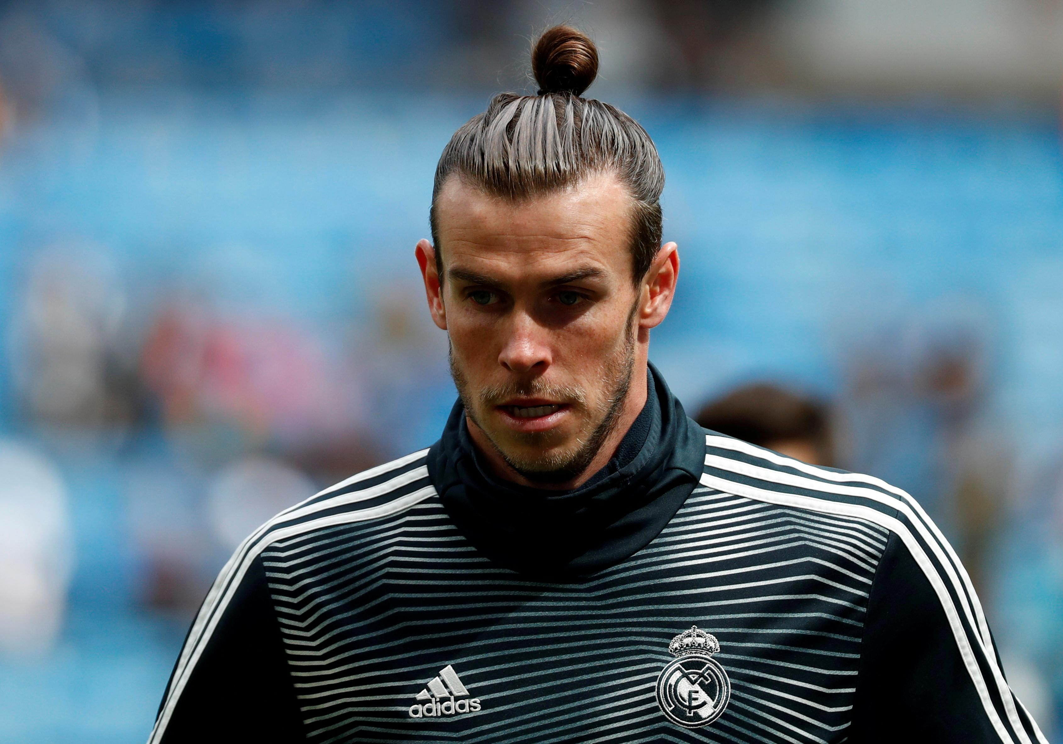 Loan move for Madrid's Bale 'not on the menu', says agent