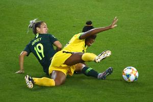 Women's World Cup: Day 12