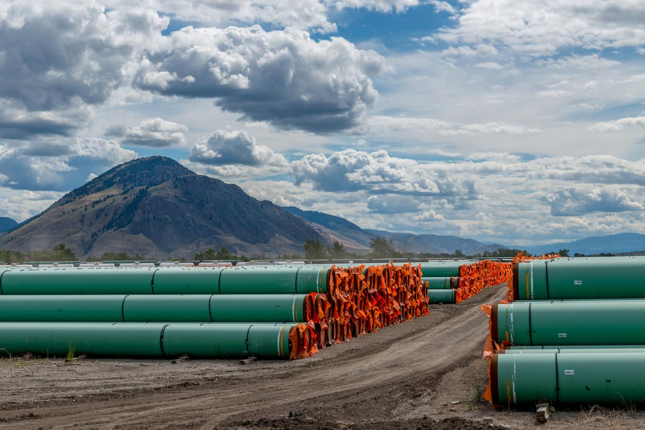 Canada approves contentious oil pipeline expansion, expects