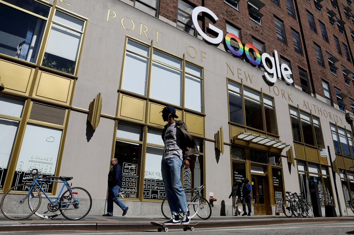 Activists urge Google to break up before regulators force it to