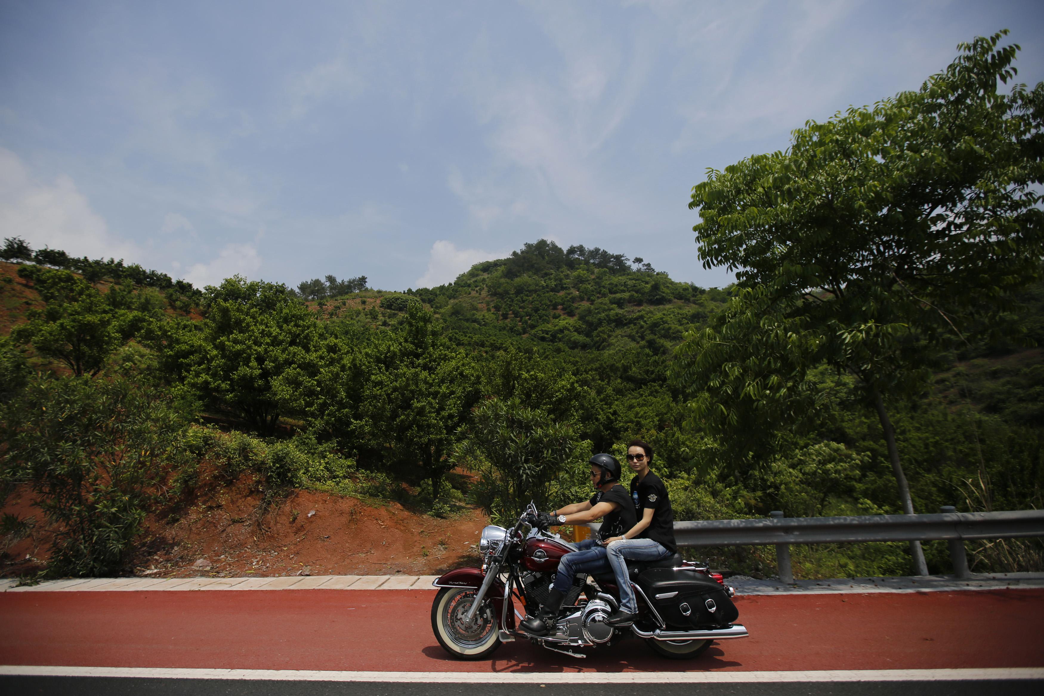Harley-Davidson strikes deal to make smaller bikes in China