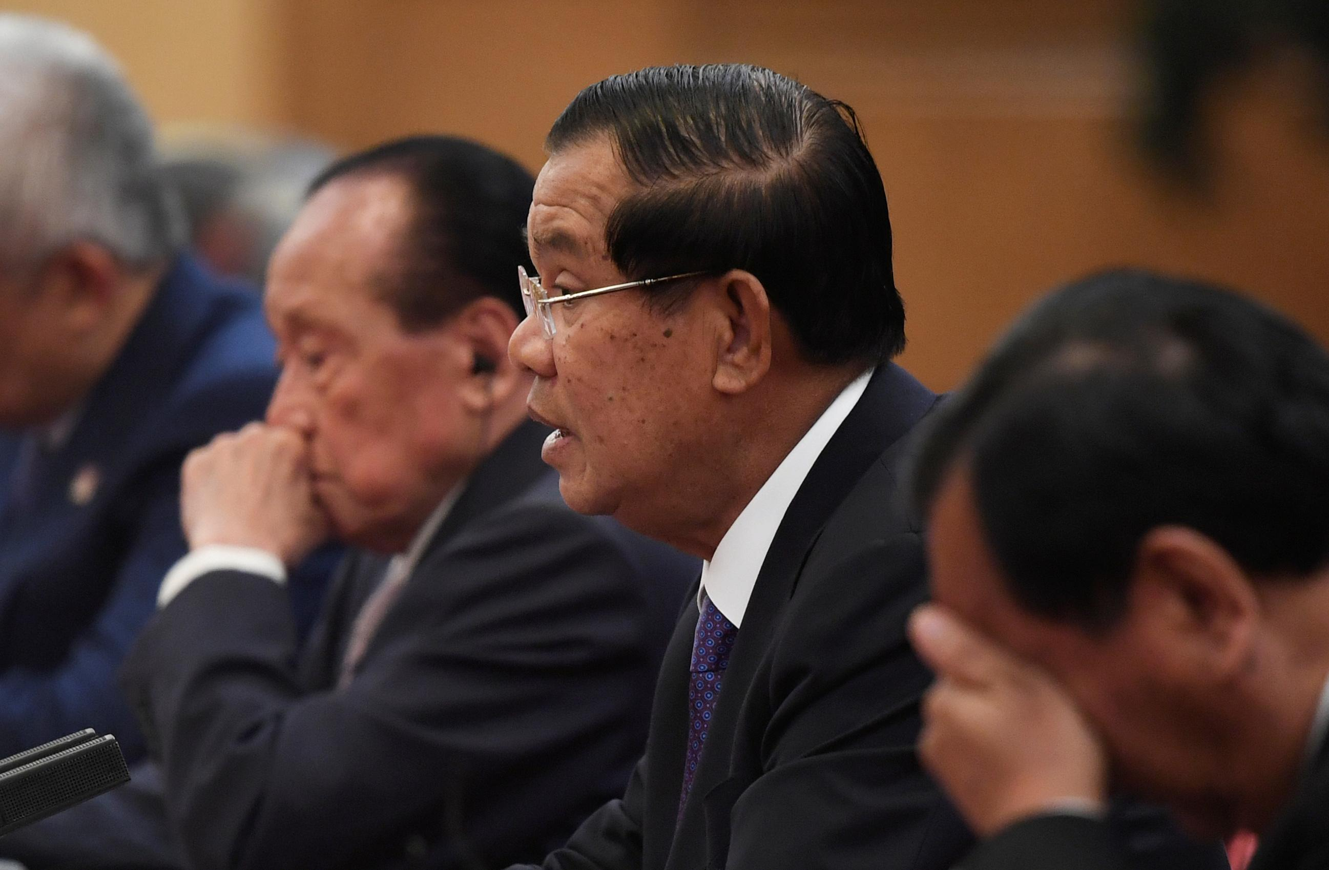 Cambodia targets 140 opposition figures to silence dissent: U.N.