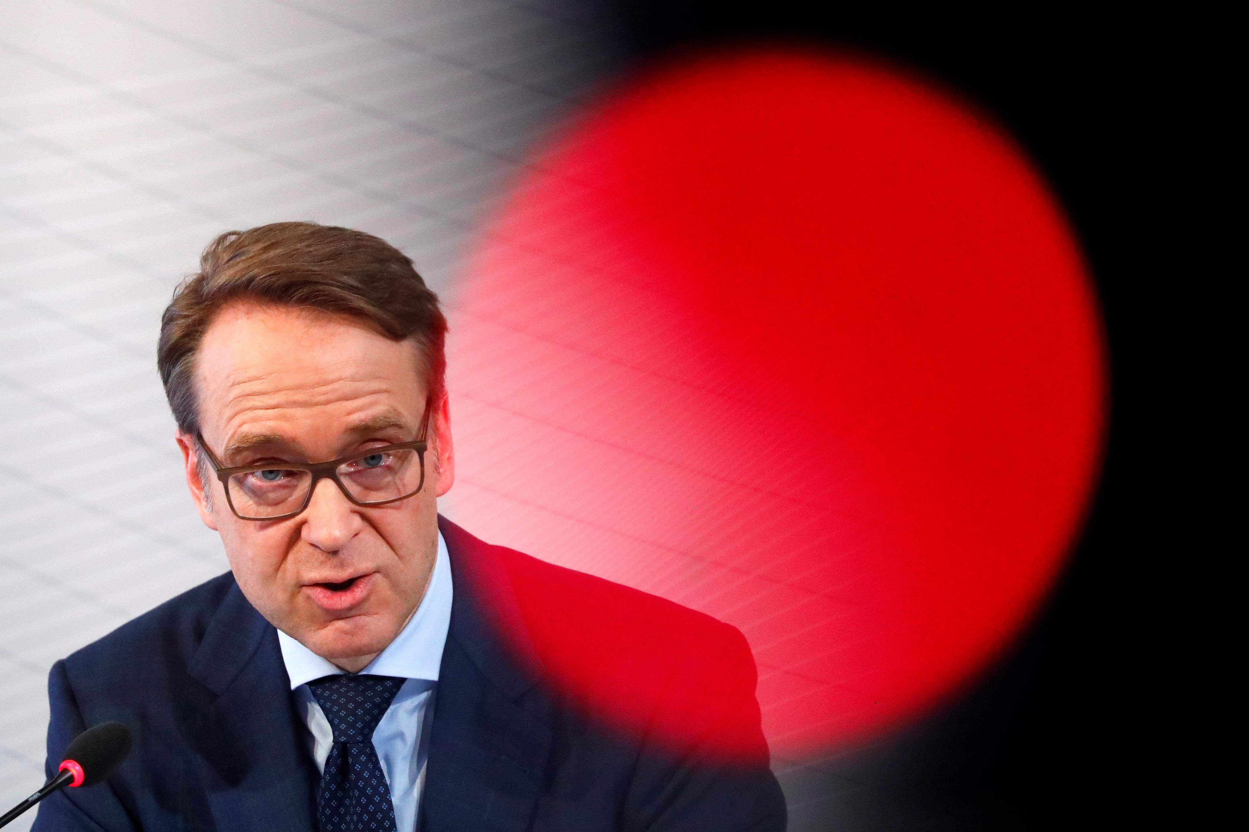 ECB's Weidmann appears to drop opposition to OMT amid race to succeed Draghi