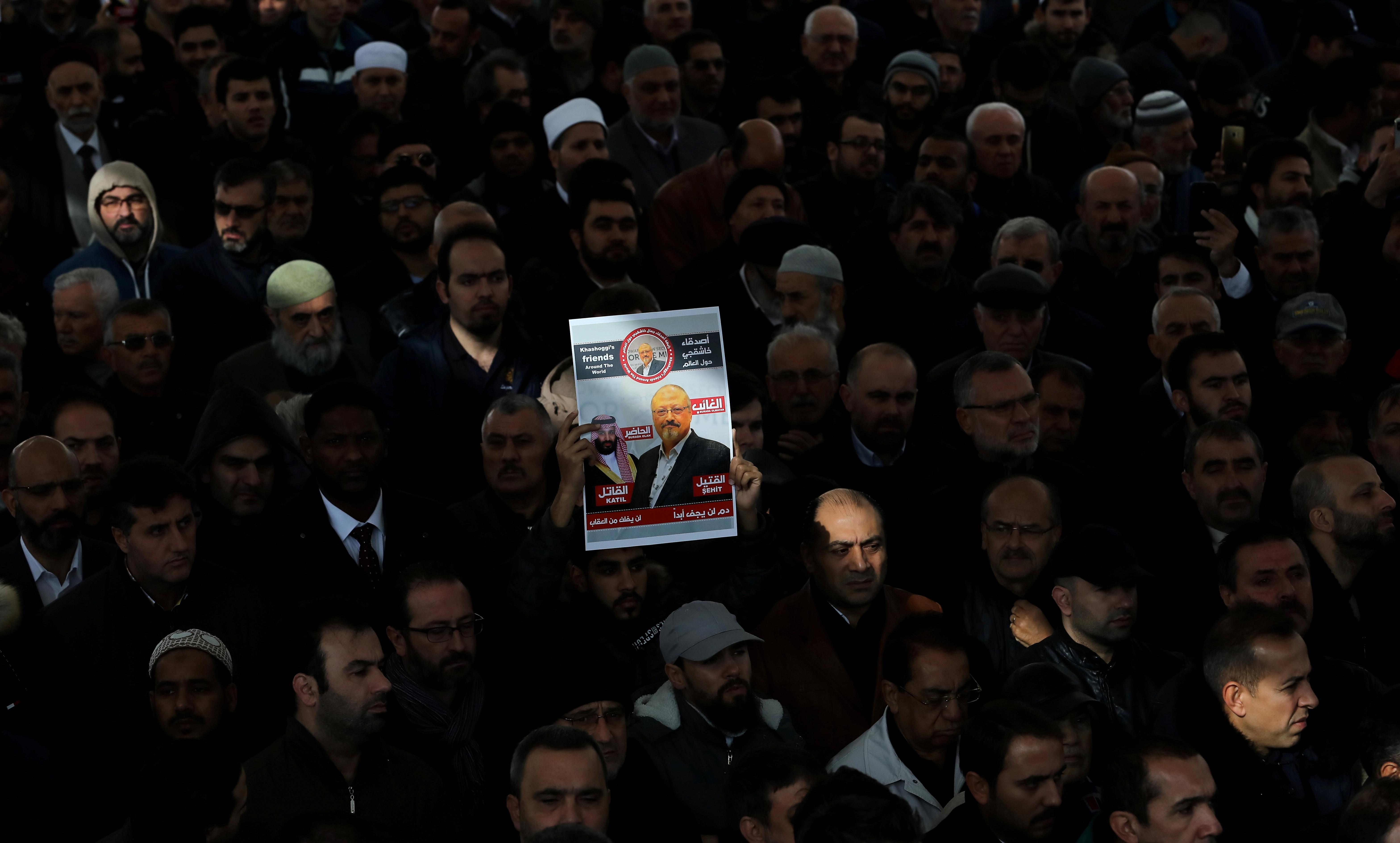 Saudi crown prince linked to Khashoggi murder in U.N. report