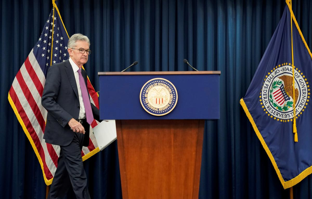 Trump believes he has authority to demote Fed's Powell: Bloomberg