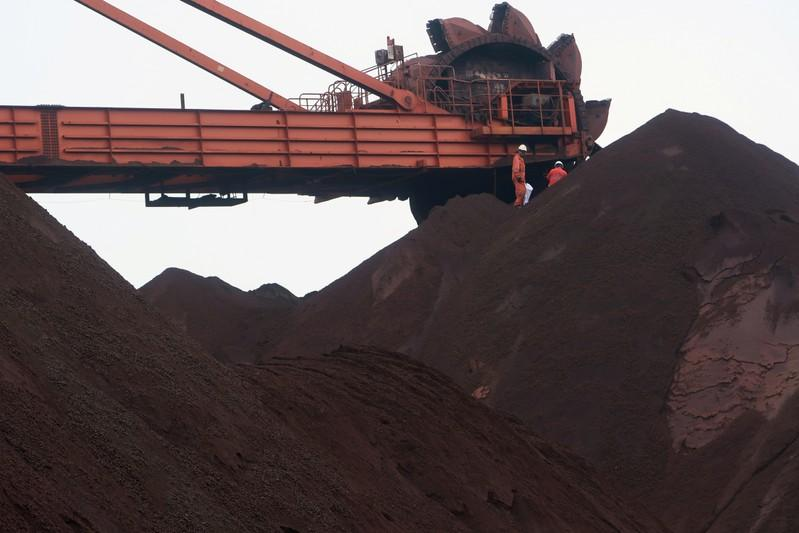 China iron ore soars as Rio Tinto cuts shipments forecast