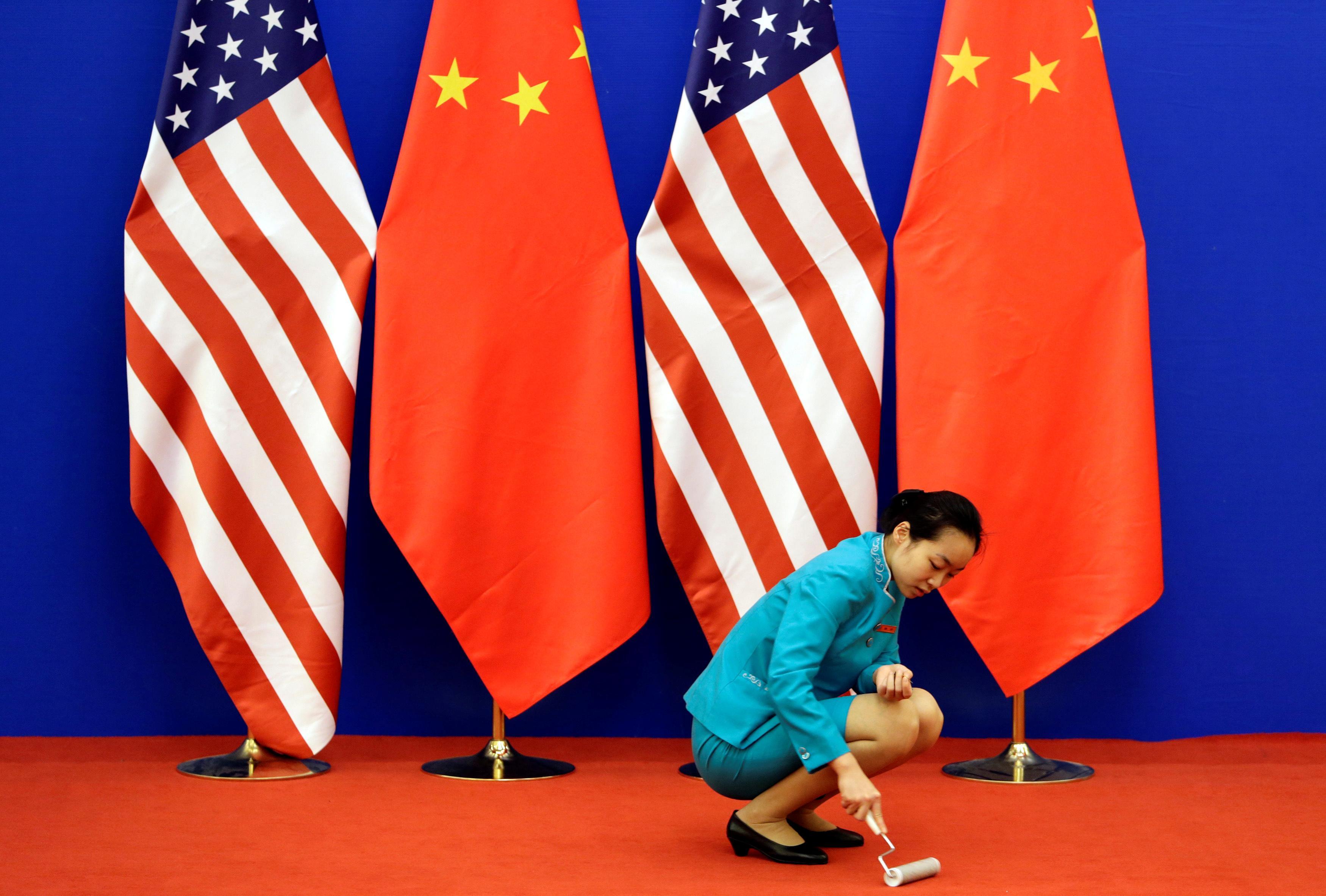 China, U.S. trade teams to hold talks
