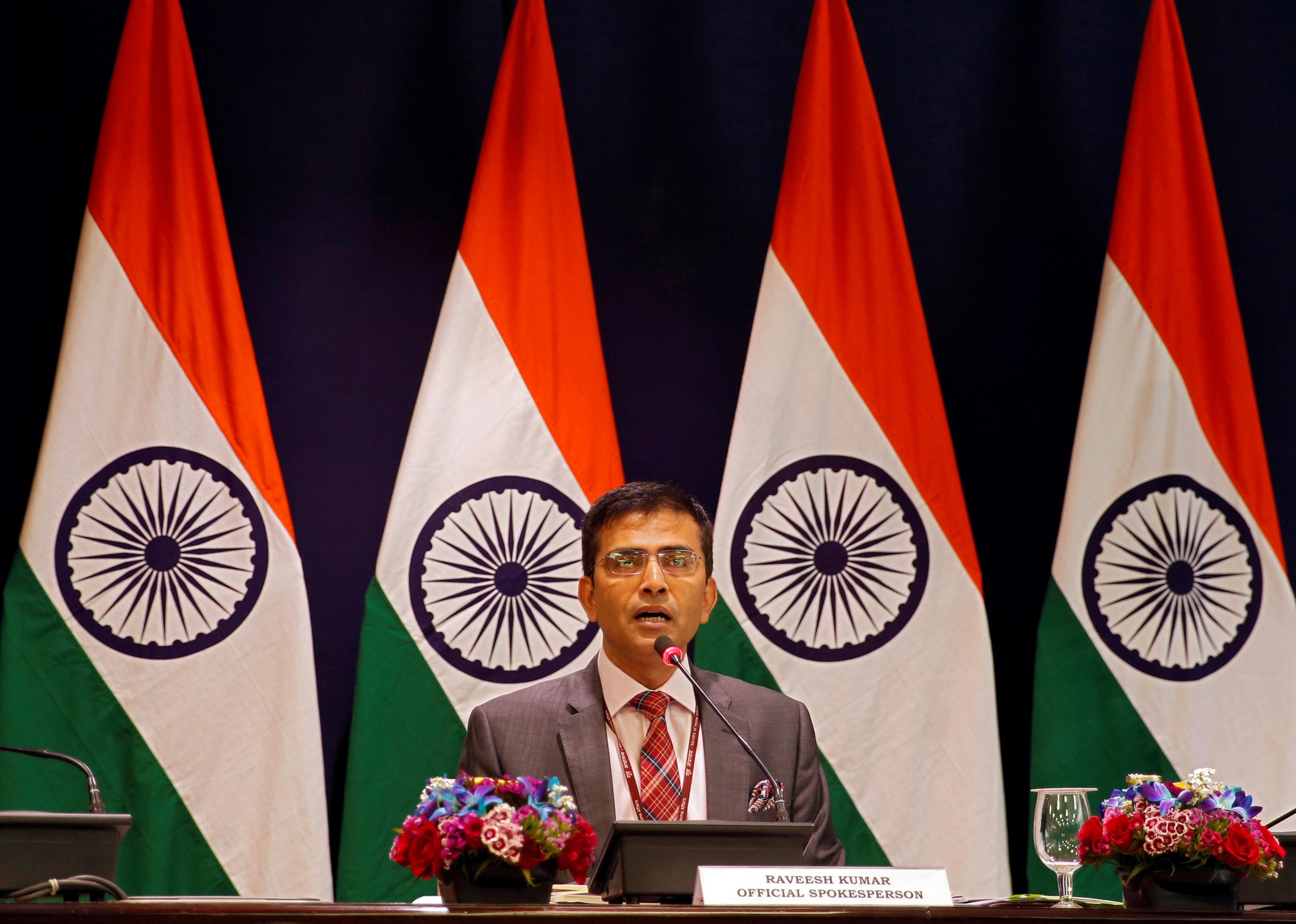 India says in talks with U.S. on H-1B visas, no official word on limits