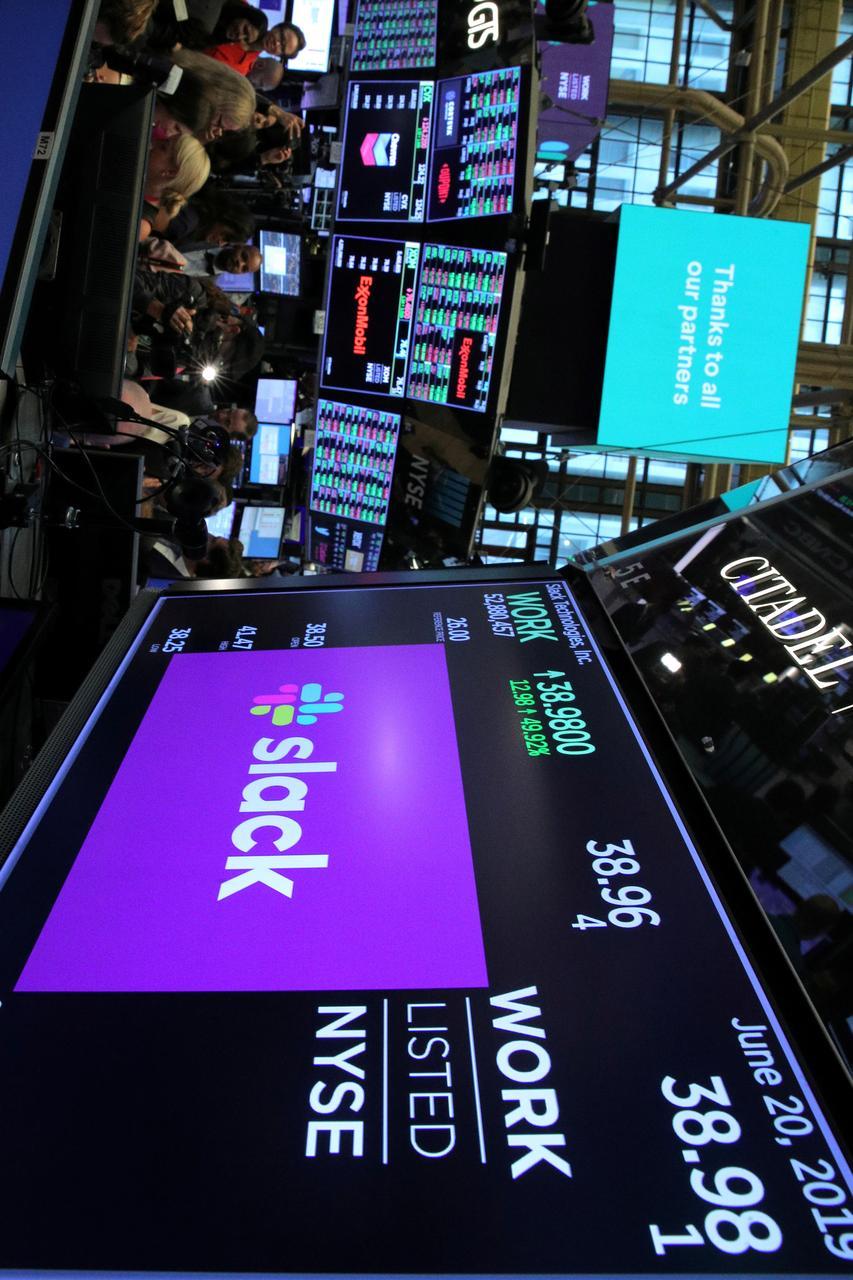 Factbox: What is Slack? - Reuters