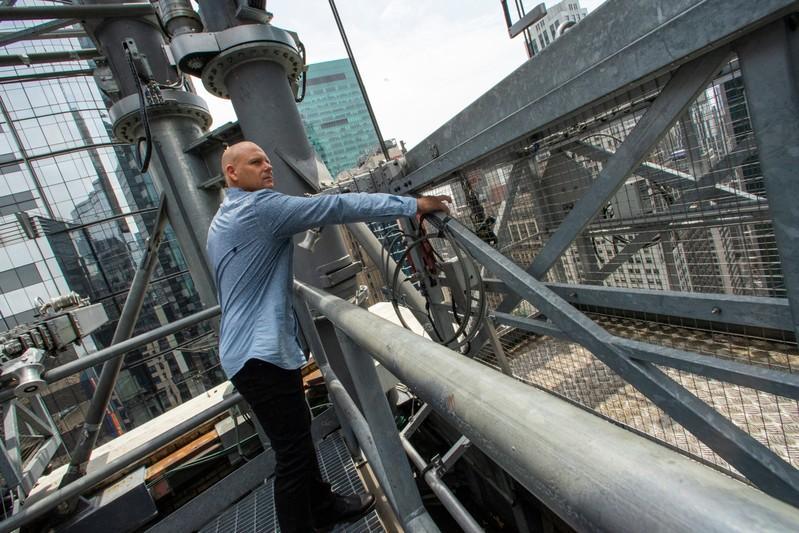 Wallenda stunt siblings to walk 25 stories high across Times