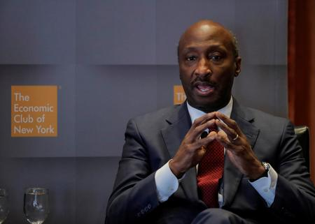 Merck CEO sees legal challenge if U.S. adopts drug pricing based on other countries
