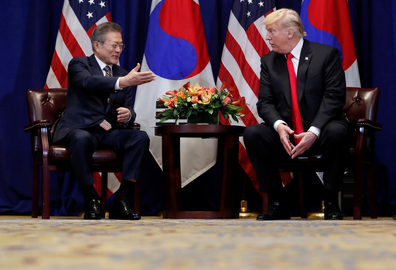 Trump to visit South Korea as Pompeo raises hope for new North Korea