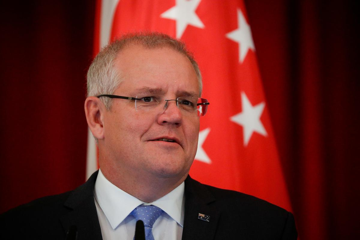 Australia to bring children of dead Islamic State fighters home from Syria