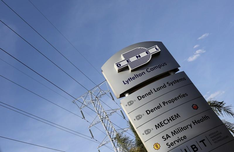 South Africa's state defence firm Denel struggling to pay wages