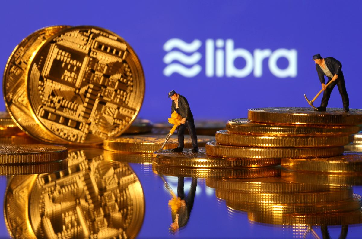 Central bankers weigh up Facebook's Libra plan