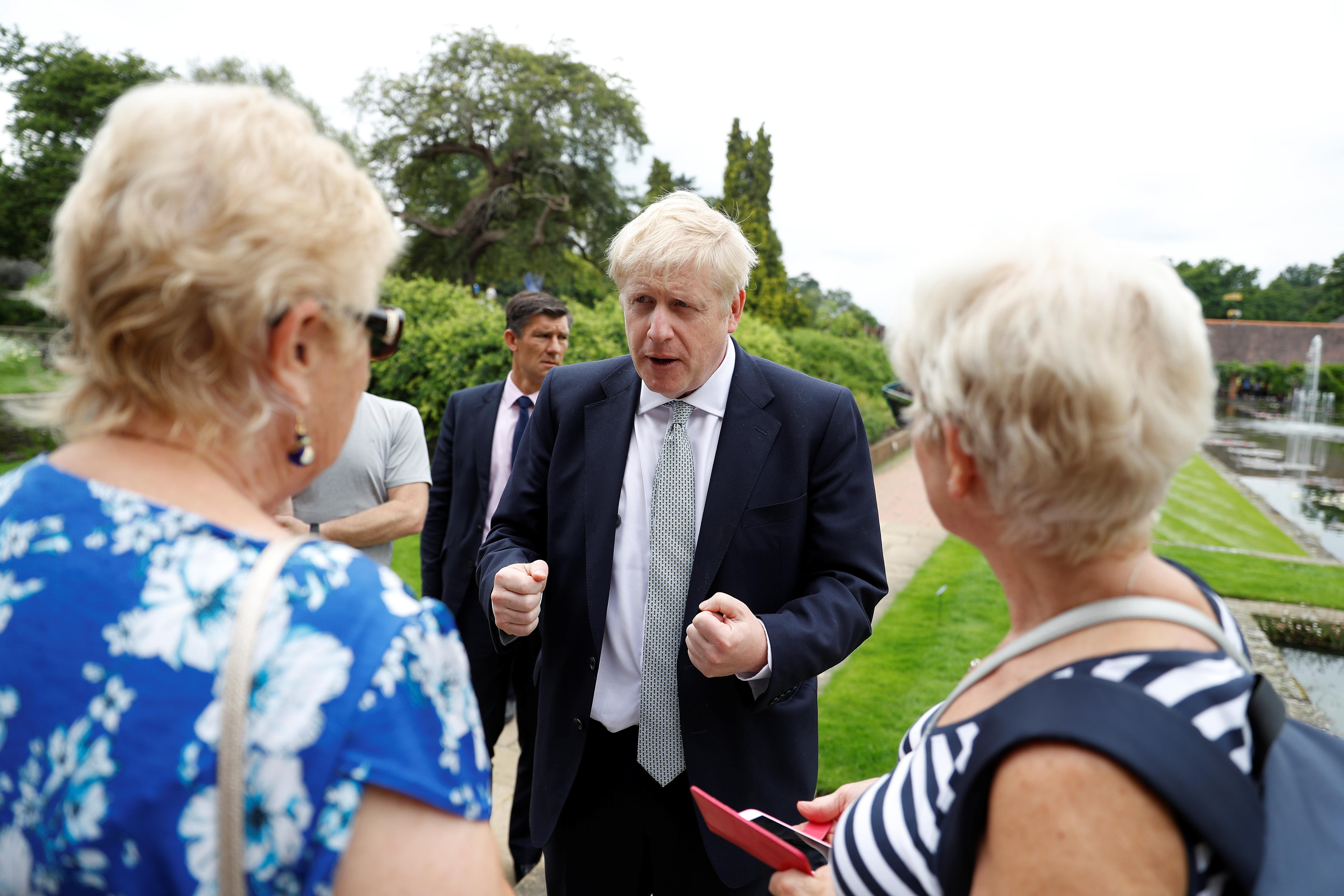 Boris Johnson for UK prime minister? It's a love-hate thing, say voters