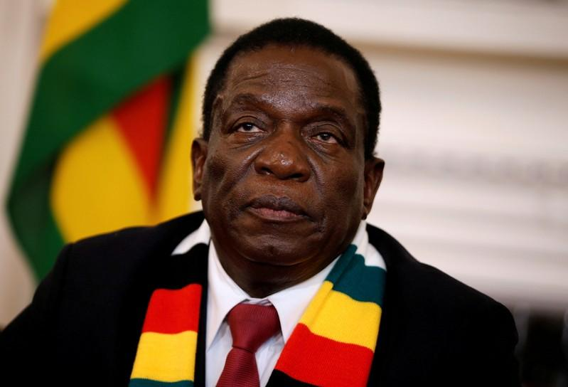 Zimbabwe's Mnangagwa talks up currency reform but business wary